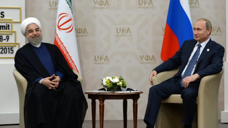 Иран иска от Русия нов заем от 2 млрд. долара за електроцентрали и жп линии