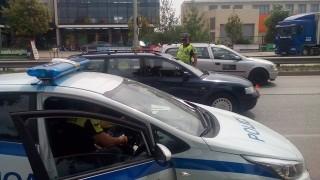 Таксиджия удари дете на пешеходна пътека