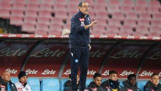 Зенит иска Маурицио Сари за нов треньор
