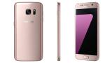 Samsung пуска Galaxy S7 и в розово