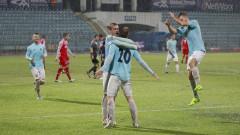 Дунав се справи със Струмска слава и продължава напред за Купата на България
