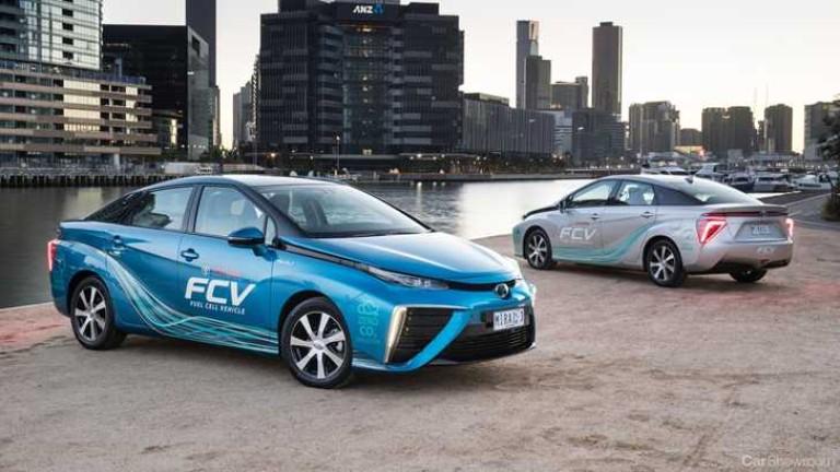 Хидрогенното гориво ли е бъдещето?