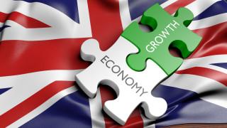 Британската икономика с неочакван растеж