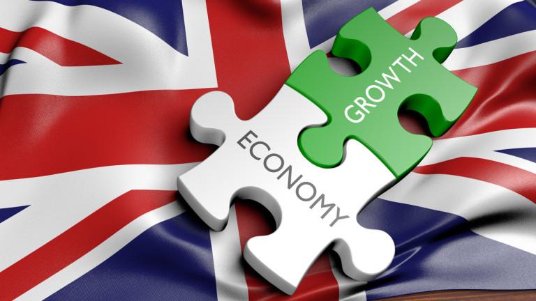 Икономиката на Великобритания се забави с 2,9% през януари