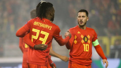 Белгия удари Ислания с два гола след почивката (РЕЗУЛТАТИ)