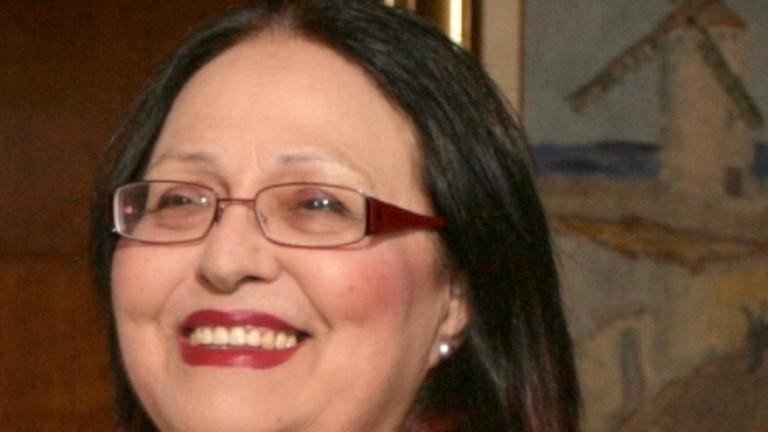 На 64-годишна възраст е починала певицата Ваня Костова, предаде