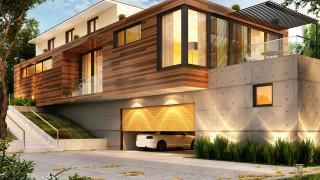 Строителството на къщи в САЩ спадна рязко