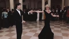 Принцеса Даяна танцува с Джон Траволта