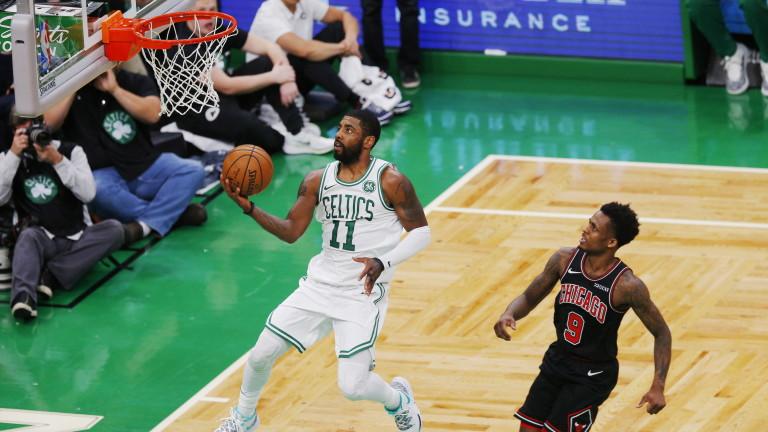Бостън победи Торонто със 123:116 в мач от НБА, след