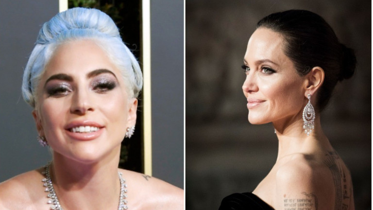 Анджелина Джоли срещу Лейди Гага