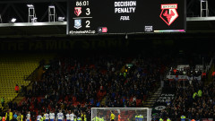 Транмиър Роувърс върна три гола и си осигури домакинско преиграване срещу Уотфорд