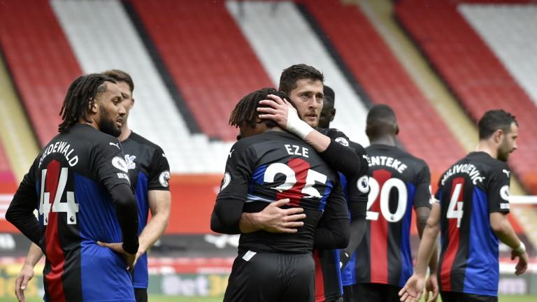 Кристъл Палас победи с 2:0 Шефийлд Юнайтед и с трите