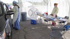 Над 150 000 са смъртните случаи от COVID-19 в САЩ