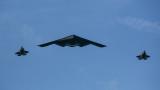 САЩ разположиха атомни стелт бомбардировачи B-2 във Великобритания