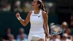 Юлия Гьоргес продължава на 1/4-финал в Москва