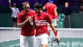 Сърбия се присъедини към Австралия на 1/4-финалите на ATP Cup