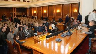 Банкоматът на депутатите – сред атракциите в деня на отворените врати в НС