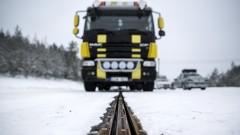 В Швеция е открит първият електрифициран път в света