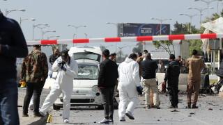 Самоубийствен атентат пред посолството на САЩ в Тунис