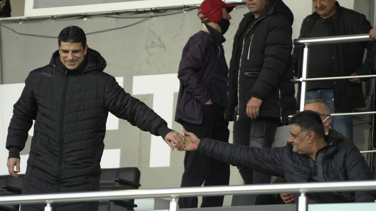 Георги Иванов: В Локомотив сме доказали, че сме силни срещу силните