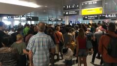 Затвориха терминал на летището в Мюнхен заради неизвестна жена