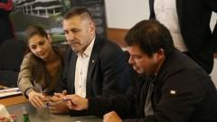 Николай Дончев пред ТОПСПОРТ: Стойчо Младенов даде много пари и за моя операция, винаги помага на цесекари!