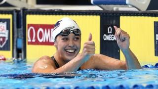 Кейтлин Бейкър подобри световен рекорд в плуването