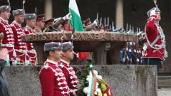 Прекланяме се пред паметта на загиналите воини на България