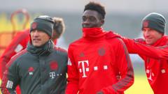 Алфонсо Дейвис: Нямам търпение да играя за Байерн (Мюнхен)
