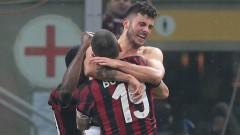 """Уникална драма на """"Сан Сиро""""! Милан излъга Интер в продълженията и е на полуфинал за Купата на Италия (ВИДЕО)"""
