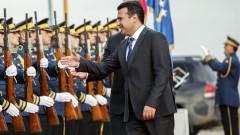 Заев: Присъединяваме се към НАТО щом разрешим спора за името с Гърция