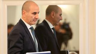 Цветанов съветва БСП да гледат на Радев като на политически опонент