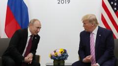 Тръмп предложи на Путин помощ срещу пожарите в Сибир