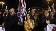 Лекарите в Гърция излязоха на протест