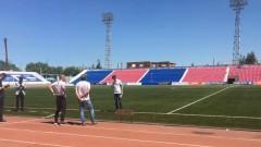 Щедри премии в Дунав при успех срещу Иртиш
