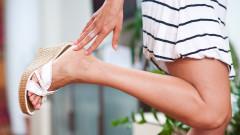Как да избегнем мазолите от нови обувки