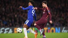 Вилиан: Можехме да стигнем до победата срещу Барселона
