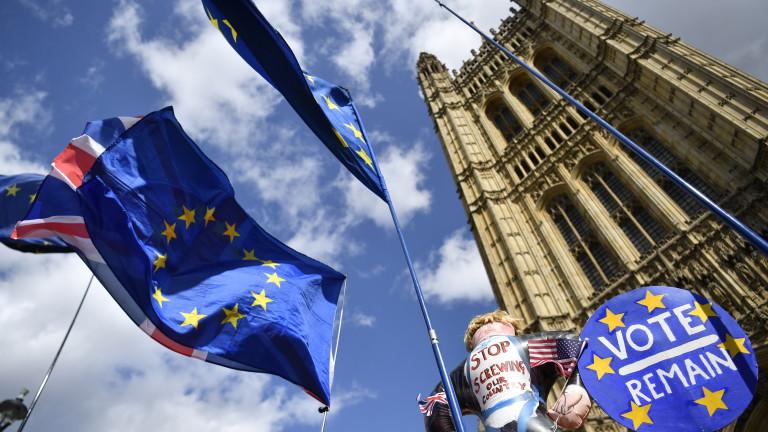 Дори и сравнително не толкова тежък Брекзит без сделка може