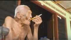 Дядо Гото почина на 146 години (СНИМКИ И ВИДЕО)