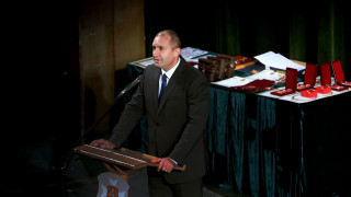Румен Радев призова да се инвестира в подготовка на бъдещите военни лидери