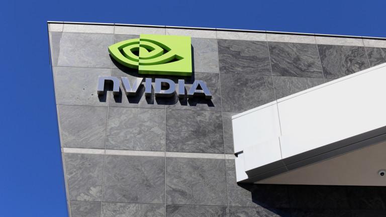 Производителят Nvidia е на крачка от най-голямата сделка в историята