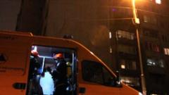Две коли горяха тази нощ в столицата