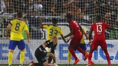 Бордо се справи с Вентспилс, очаква Мариупол в следващата фаза