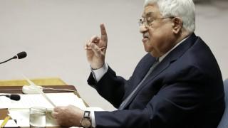 Политическа криза в Палестина