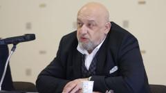 Красен Кралев откри игрище за мини футбол в с. Цонево