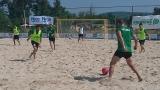 Националите по плажен футбол с последни тренировки преди контролите с Румъния (СНИМКИ)