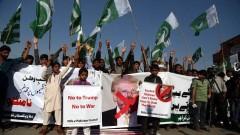 """Пакистан се зарича да """"отговори"""" на всякакви заплахи на САЩ"""
