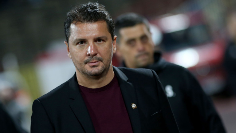Крушчич: Отказах на Левски, в ЦСКА амбицията винаги е възможно най-голяма