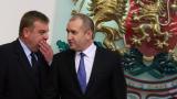 Президентът звъни на военния министър за понтонен мост за Червен бряг