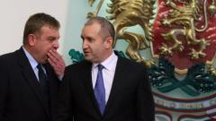 Президентът притеснен как Каракачанов ще бъде приет в Европа